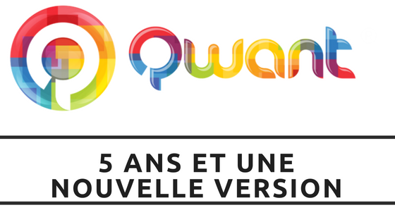 Nouvelle version de Qwant