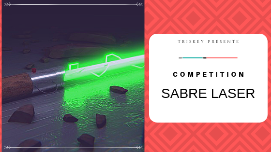 Compétition : Combat de sabre laser