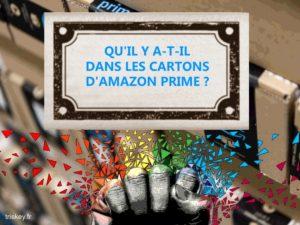 Découverte Amazon Prime