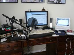 faire un podcast chez soi - set up