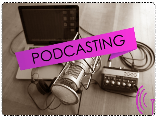 Le succès des podcasts grandissant