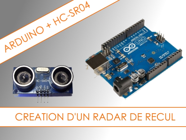 Radar de recul avec Arduino