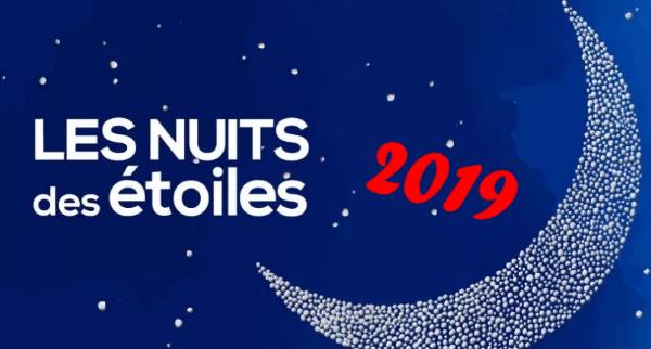 La nuit des étoiles 2019 – Beaumont sur Oise