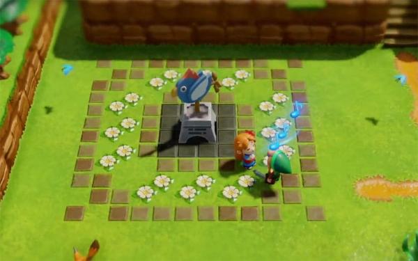 La chanteuse de Zelda : A la recherche d'une nouvelle star ?