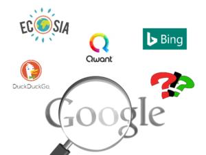 Quel moteur de recherche utiliser ?